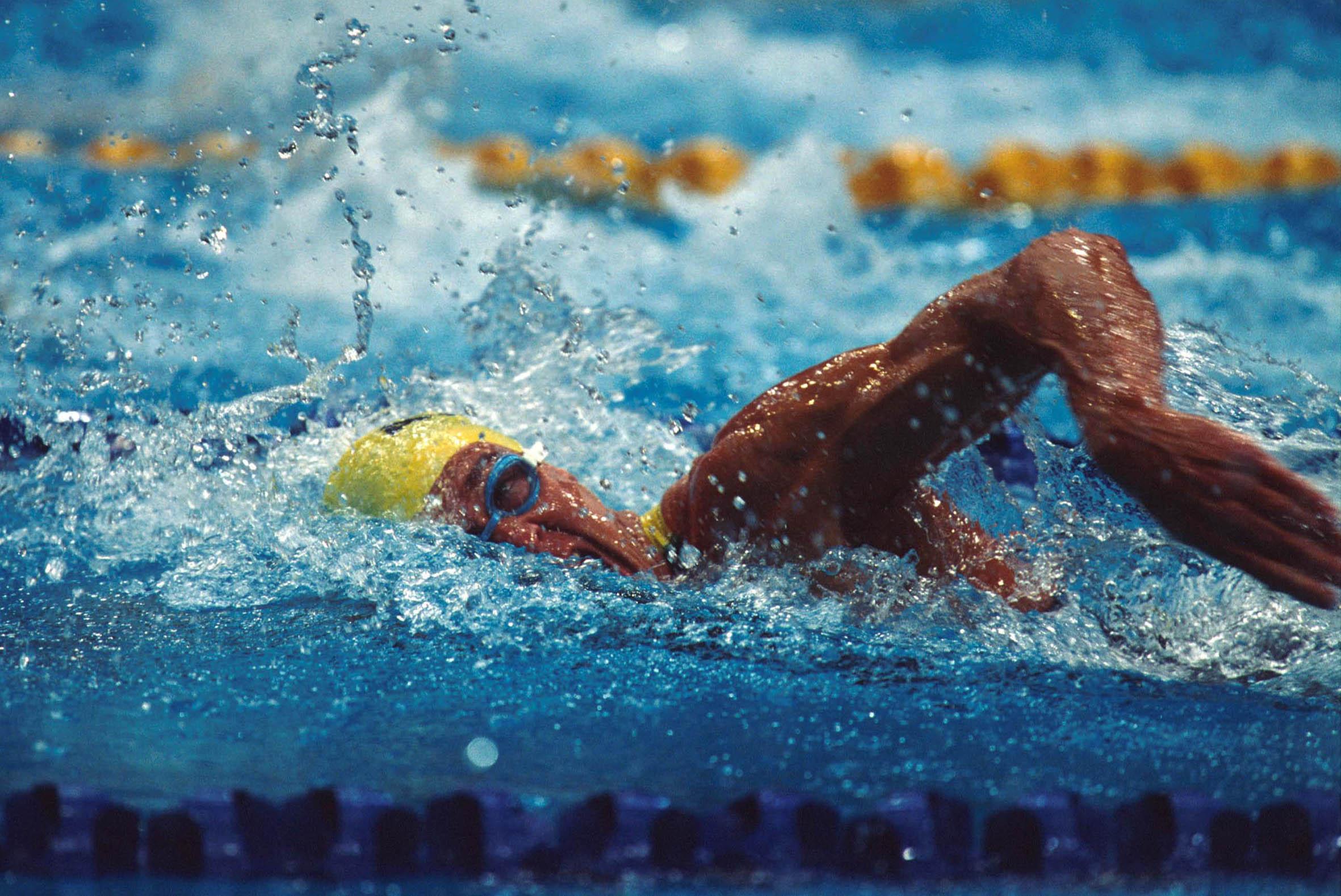 Swimmer's Shoulder -