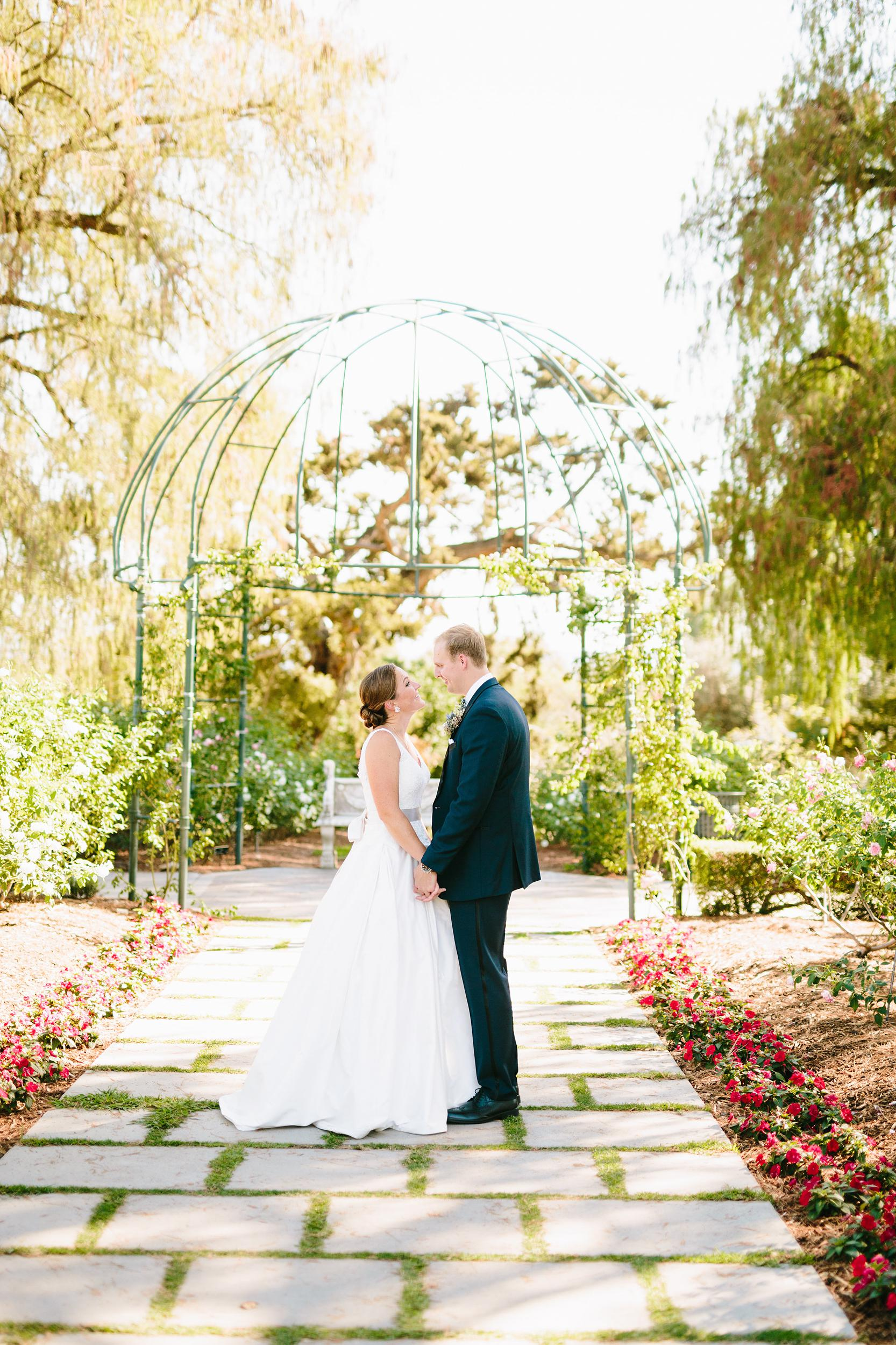 Huntington Library Wedding Joie De Vivre Los Angeles Wedding And Event Planner