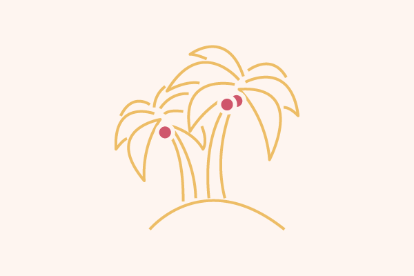 I want to be somewhere Tropical
