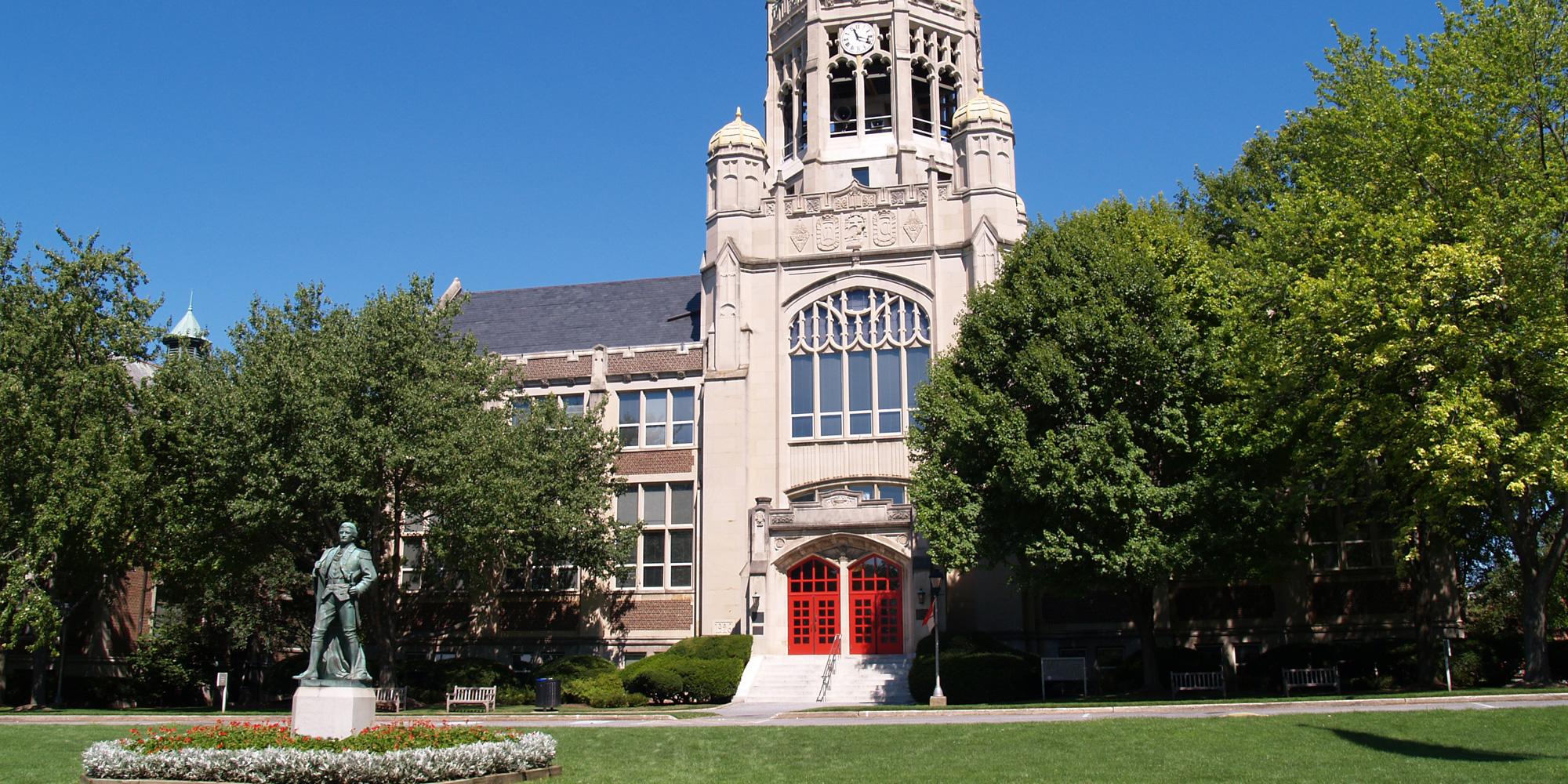 Haas Center, Muhlenberg College