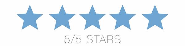 5/5 STARS