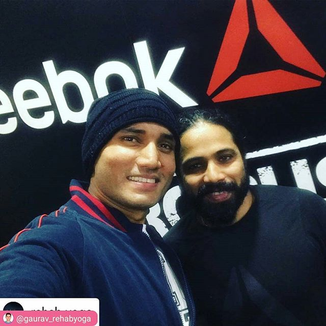 This man single handedly have created a global brand and shown the fitness world how to be an entrepreneur without massive support.  He had an idea and he worked upon that.  According to him it was not hard work but passion to merge and teach which helped him in Genesis of @rehab.yoga  It was an absolute pleasure for me to have a great talk with my man @gaurav_rehabyoga  I want to share more but it's a suspense,which will be divulged @roadtorevamp  podcast very soon.  #RepostSave @gaurav_rehabyoga with @repostsaveapp ・・・ Had 2nd Radio podcast with this wonderful and amazing person @aero.abhishek and this time on Rehab Yoga. Waiting for it to be on Air. Thanks Abhishek for your invite and hospitality.  #rehabyoga #radiopodcast #podcast #yoga  #podcast #roadtorevamp #rehabyoga #yoga #yogaalignment #posture #artofyoga #entrepreneur #entrepreneurlife #yogi #idea #movementflow #movementculture #crosfit #yogiclife #indianpodcast #podcaster #instapodcast #instafollowers #instagram