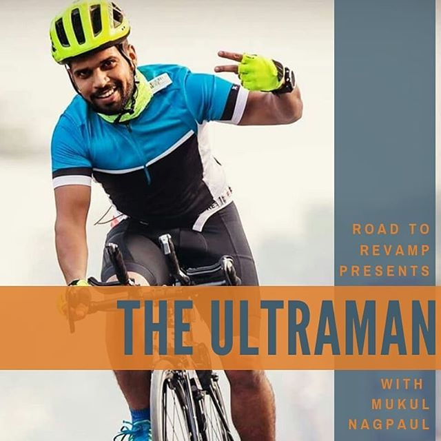 The second episode of season 3 is live now with An Ironman.  @mukul.nagpaul decided to do Ironman,a daunting challenge and in due course he overcame many of his demons.  During this conversation he not just shared his journey to become a successful trainer and Ironman but he shared his philanthropic side too.  Listen to this episode to find your inner Ultrman... Because Ironman is just a start for him and for all of us 😀 ***Link in bio. . . . . #ironman #ultraman #endurance #endurancetraining #ironmantraining #borntorun #biker #swimmer #ironmanindonesia #ironmanindia #movementculture #crossfit #enduranceathlete #prideofindia #endurancepodcast #fitnesspodcast #podcast #podcasting #indianpodcaster #instapodcast #healthpodcast