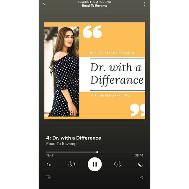 We are back with a very informative podcast regarding dental and oral health with a remarkable person Dr. Priayanka Goyat(@priyankagoyatofficial )  She is not just a doctor but an entrepreneur and a bollywood singer too.  In this episode she has given many tips and ideas to keep our oral health better.  So dive in deeper and smile 😀 . . . #podcasts #podcast #podcasting #podcastlife #podcaster #itunes #podcastshow #radio #spotify #comedy #podcasters #podcastinglife #bollywood #youtube #podcastersofinstagram #podcastlove #podcastaddict #art #love #podernfamily #newepisode #entrepreneur #applepodcasts #episode #motivation #dental_clinic #hiphop #soundcloud #medicalpodcast