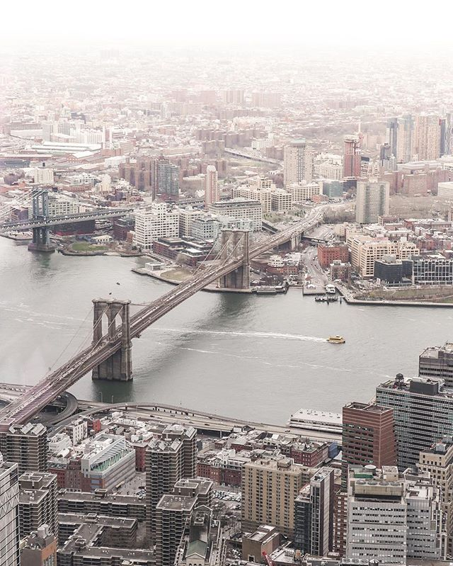A colder day in the city that never sleeps. - - - @adobe @adobecreativecloud @lightroom #nyc #newyork #cold #winter #photography #gh4 #panasonic #city #skyline #bridge #architecture #buildings #river #angle #perspective #newyorkcity #frame #photographer #lightroom #filter #cityscape #camera #travel #travelphotography