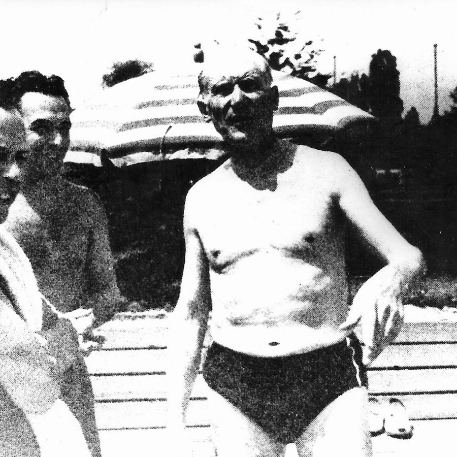 Le Corbusier y Antonio Bonet