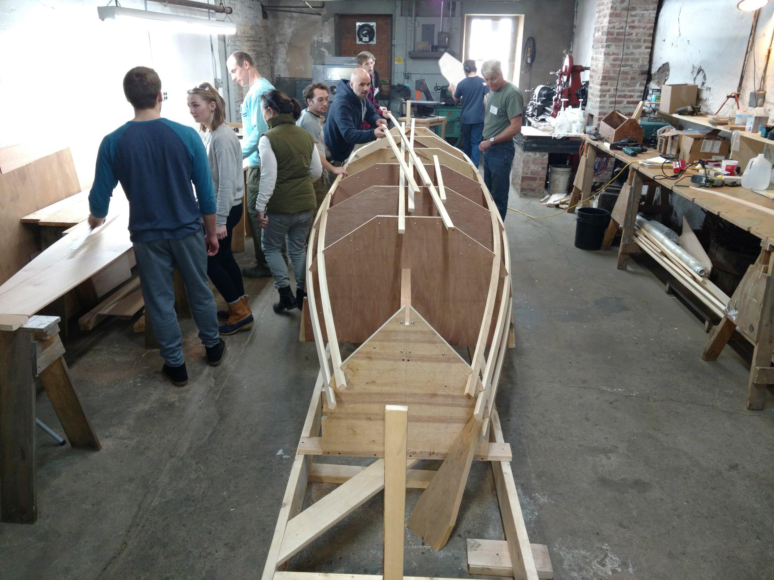 Boat Shape