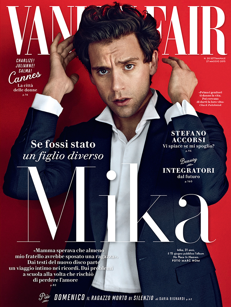 VANITY FAIR italia Select Covers
