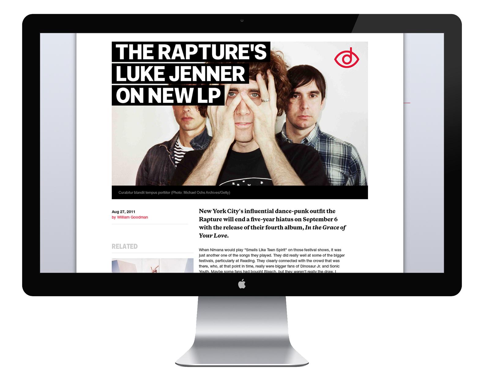 SPIN Website Redesign