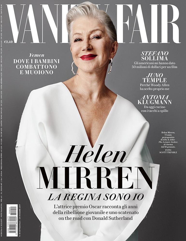 VANITY FAIR Helen Mirren by Name Longname