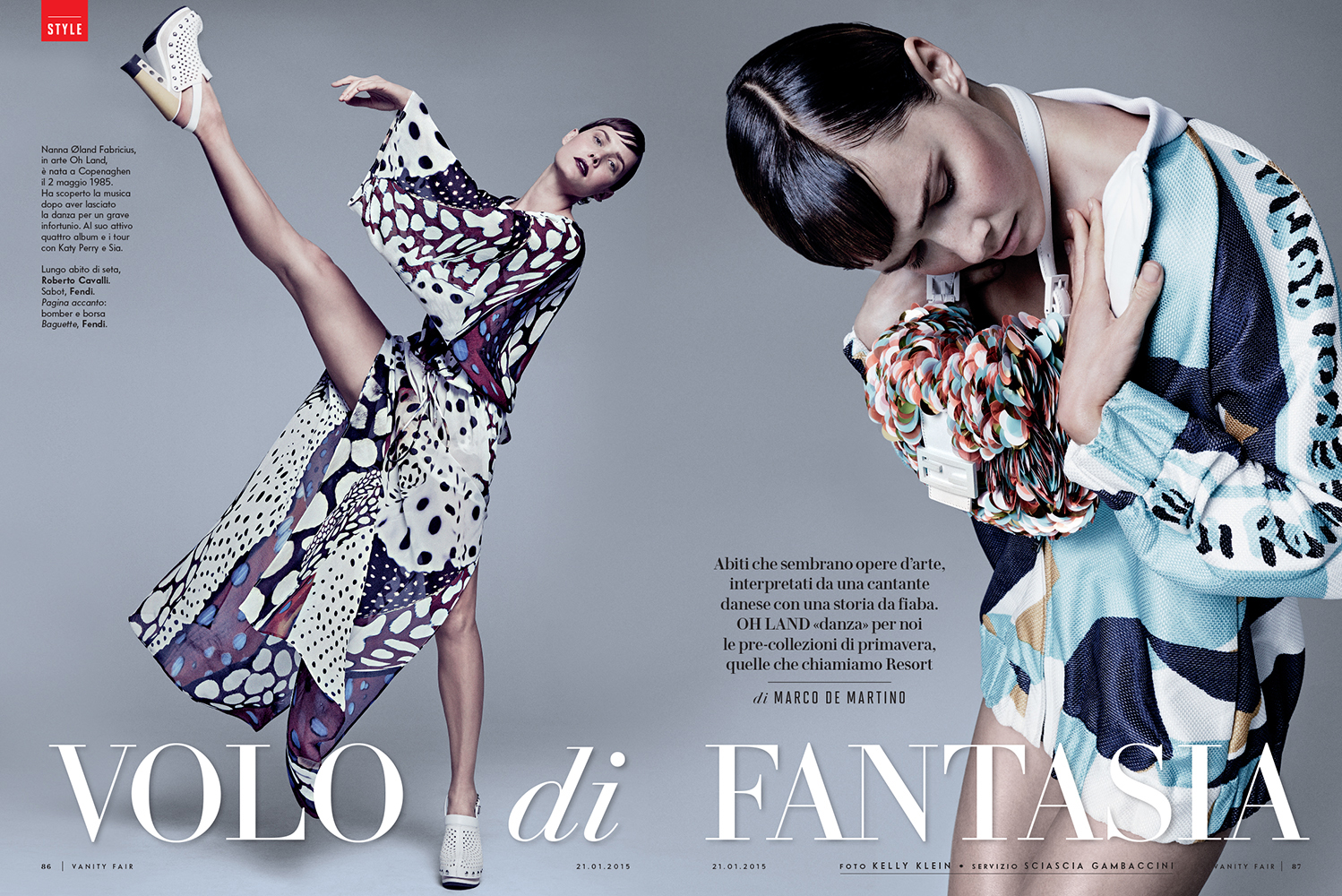 ART DIRECTION Vanity Fair Italia Fashion