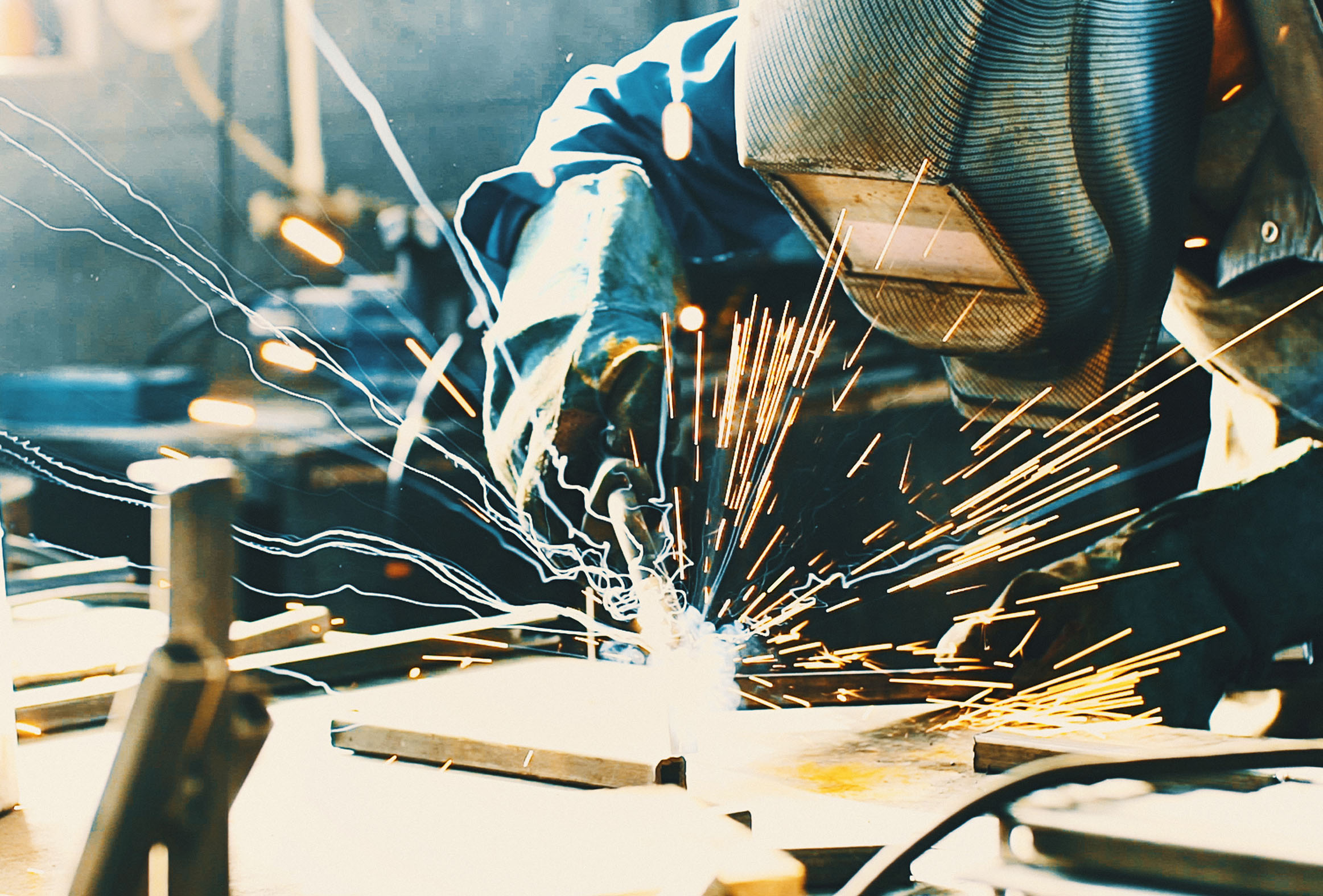 Iron Welding Repairs - Gates, fencing, tubular or square, we know our welding repair.