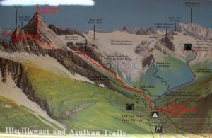 NW Ridge of Sir Donald. Image courtesy of stephabegg.com.