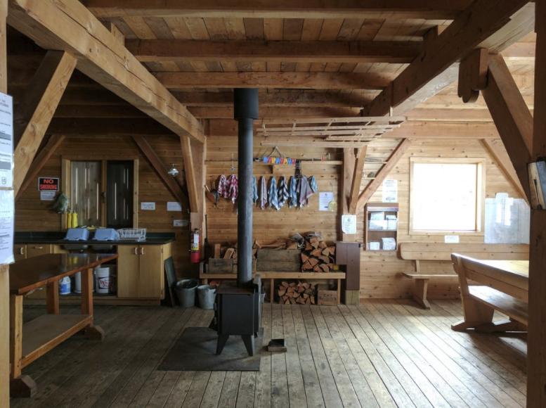 Silver Spray Cabin. Photo by Nicole Larson.