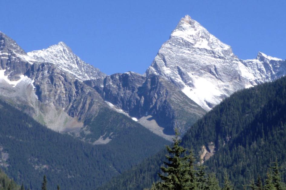 Mount Sir Donald.