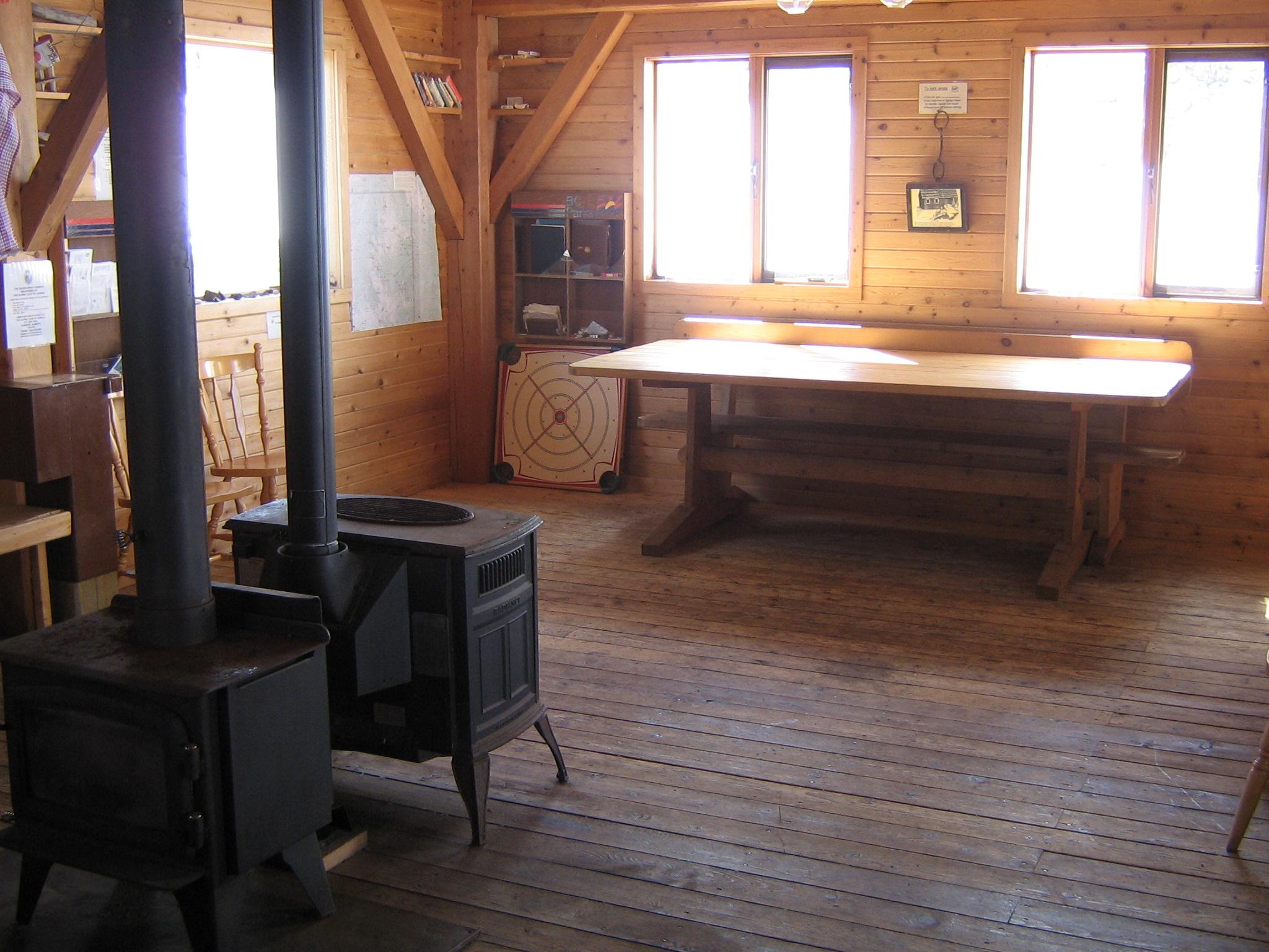 Silver Spray Cabin Interior