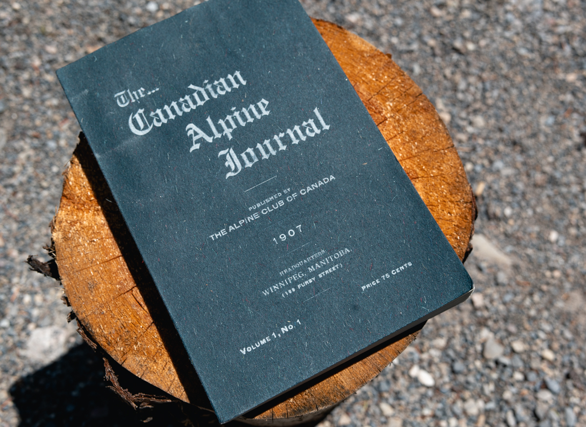 The first published version of the CAJ.