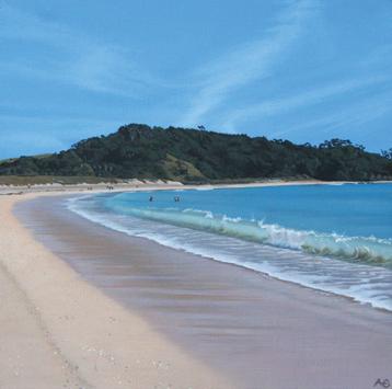 Best Beach in the World – Matapouri