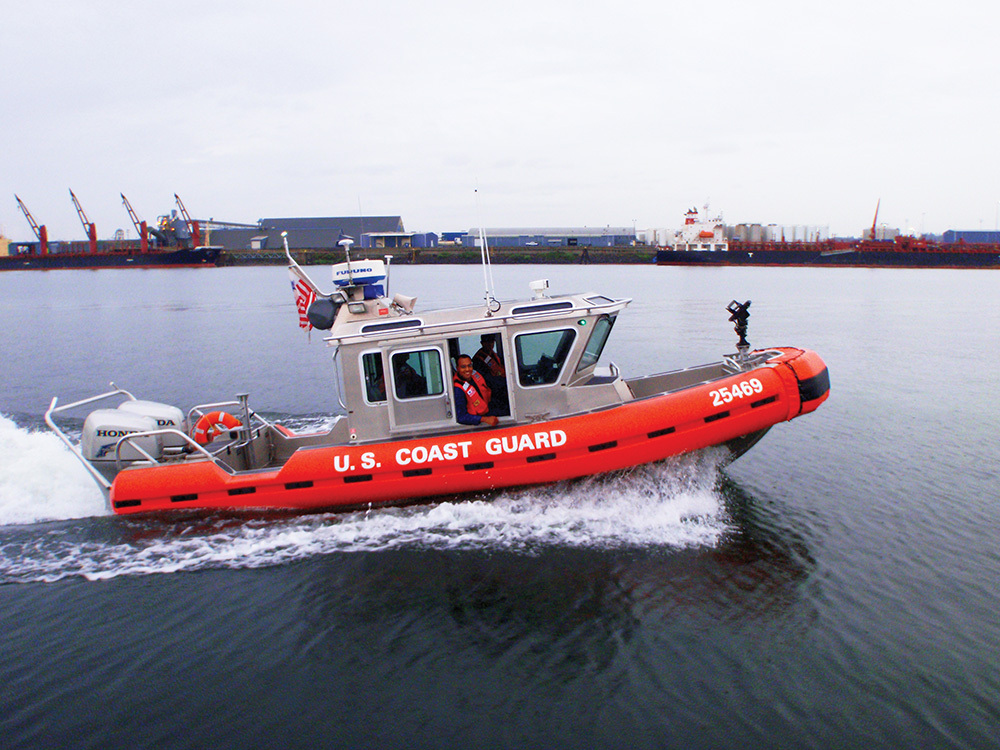 Safety & Rescue Boat Handling