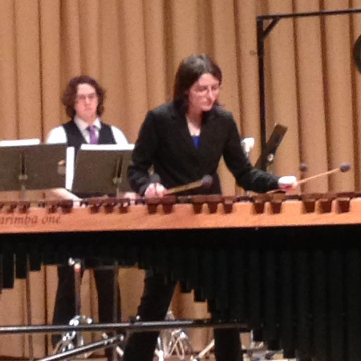 My Final Recital - classical percussion