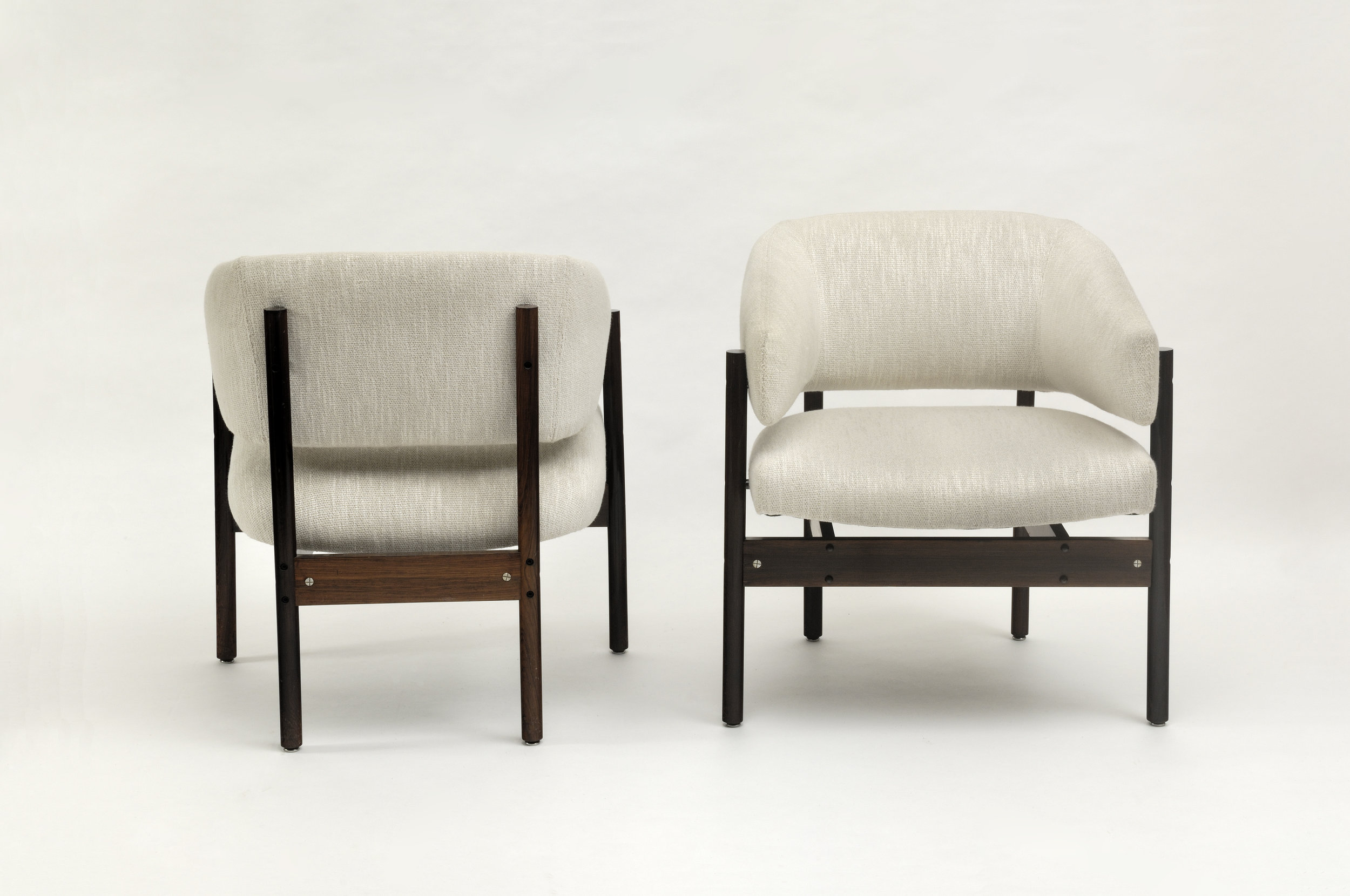 """PAIR OF CHAIRS """"CADEIRA 3"""""""