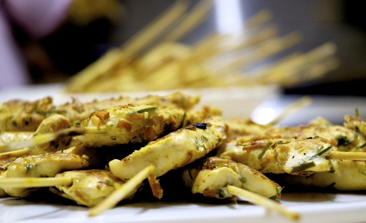 Chicken Tenderloins marinated with fresh Turmeric _ Kafir Lime leaves.jpg