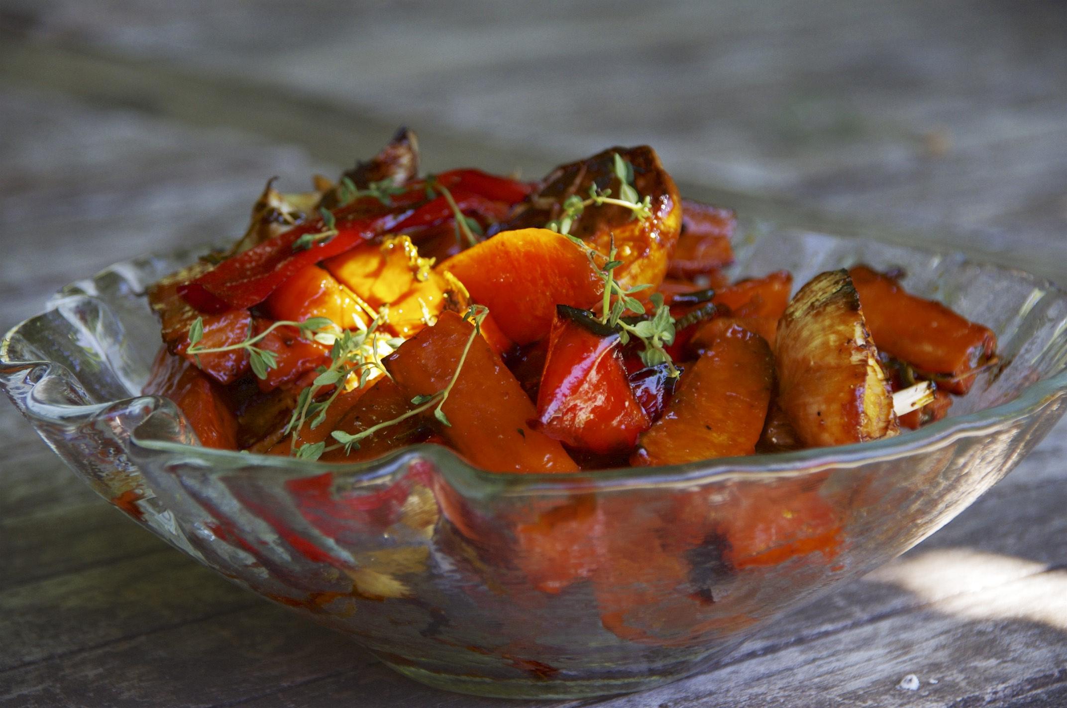 Sweet potato with caramalised orange and bitters.jpg