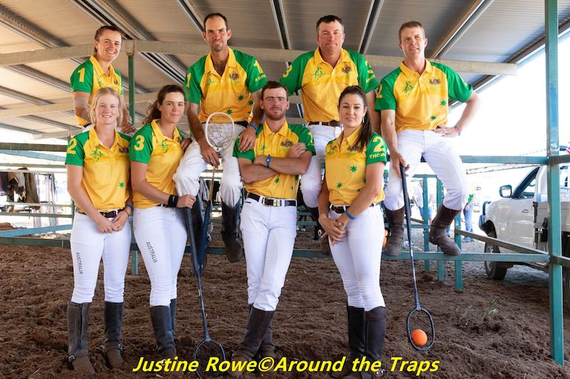 Australia Polocrosse World Cup team