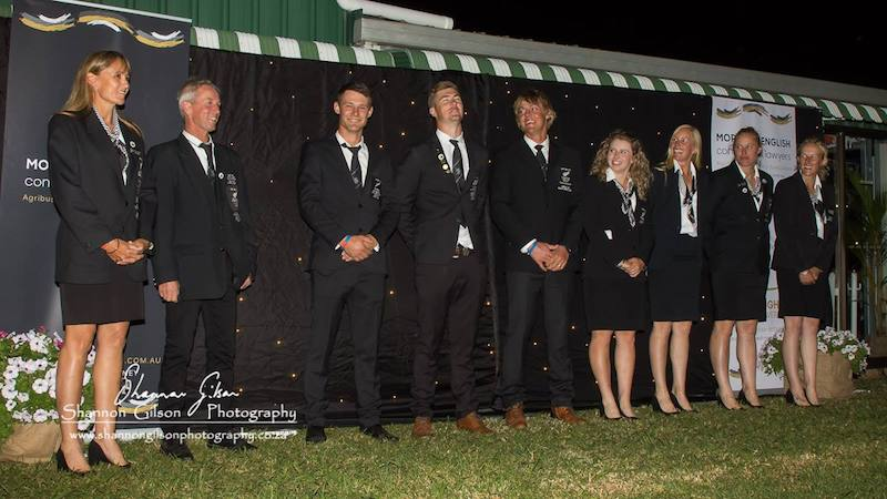 New Zealand Polocrosse World Cup team