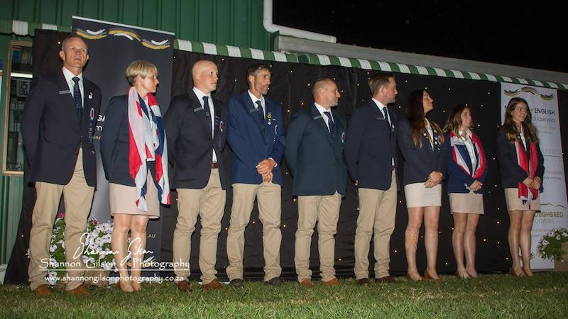 UK Polocrosse World Cup team