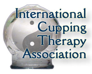 ICTA Workshops - The Health Community and Health Conscience Consumers have developed a renewed interest in one of the most ancient of therapeutic healing practices:~CUPPING ~The application of suction to the body.This traditional, time-honored treatment remains favored by millions of people worldwide because it's safe, comfortable and remarkably effective for many health disorders.