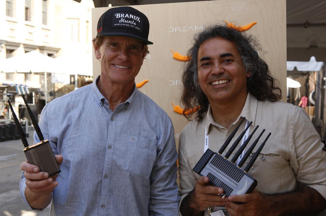 Co-Founders George Billinger (left) and Manolo Rojas (right)