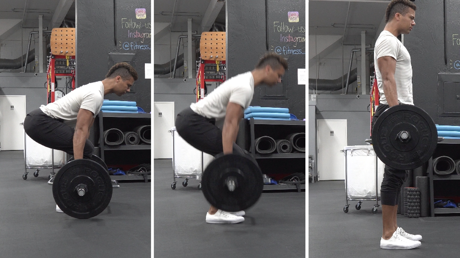 how to trap bar deadlift set up pull