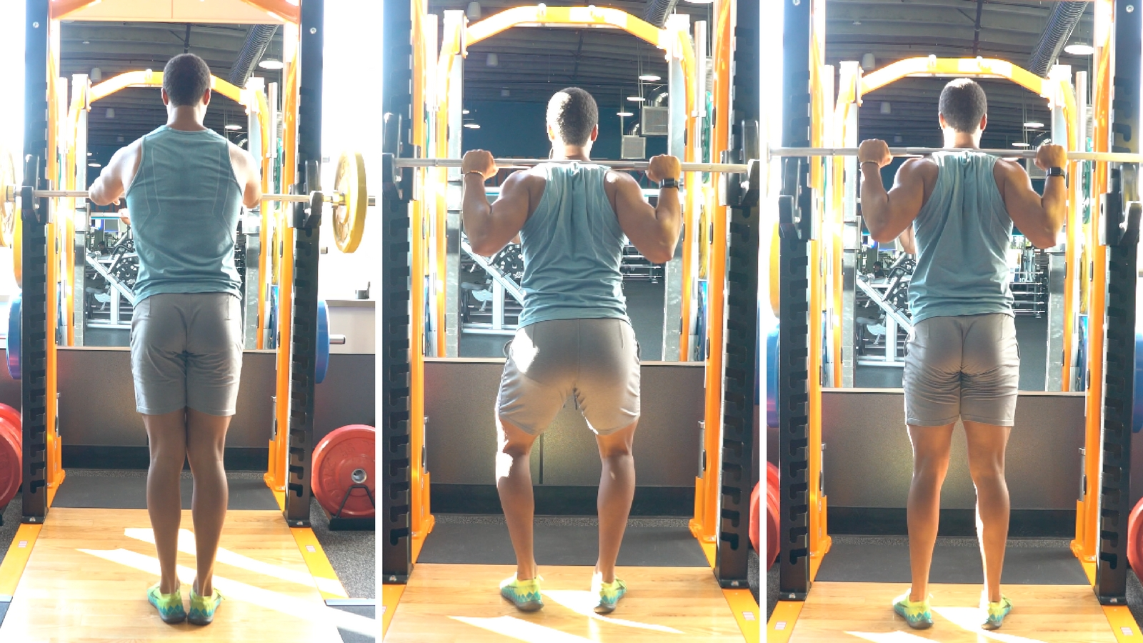 how to squat for beginners barbell back squat