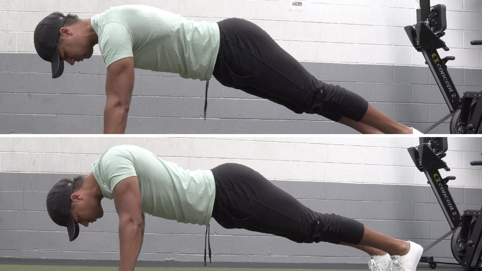 how to bench press for women scap push-up