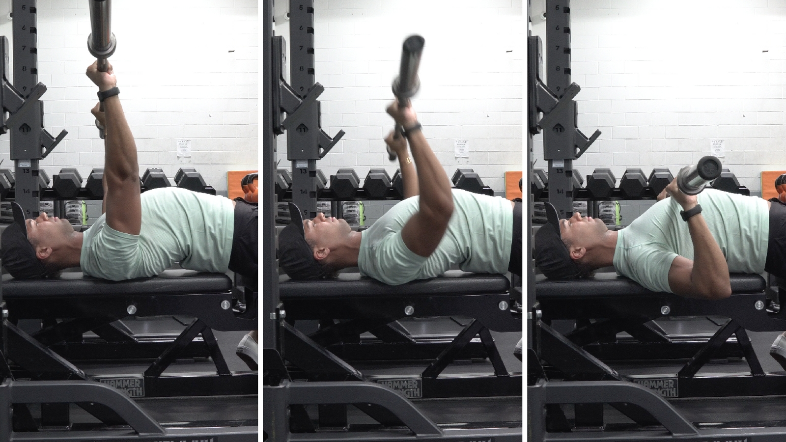 how to bench press for women