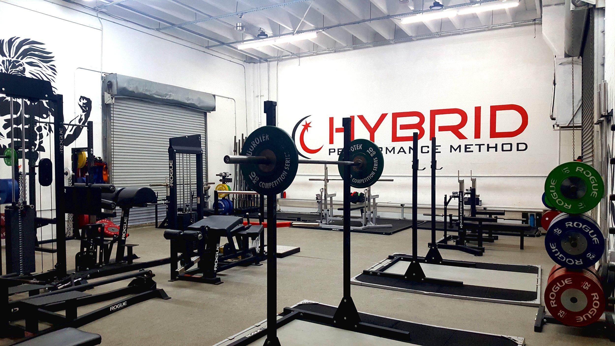 gym legendary