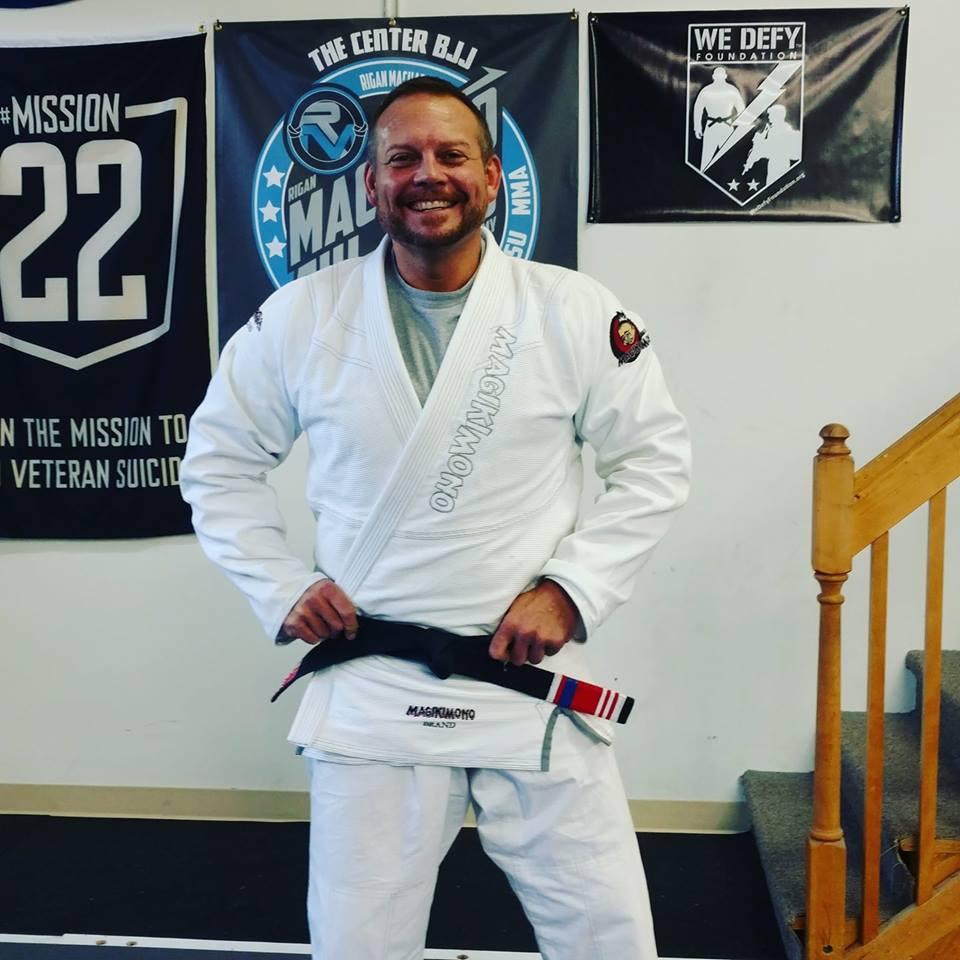 2nd Degree Black Belt; Brazilian Jiu-jitsu