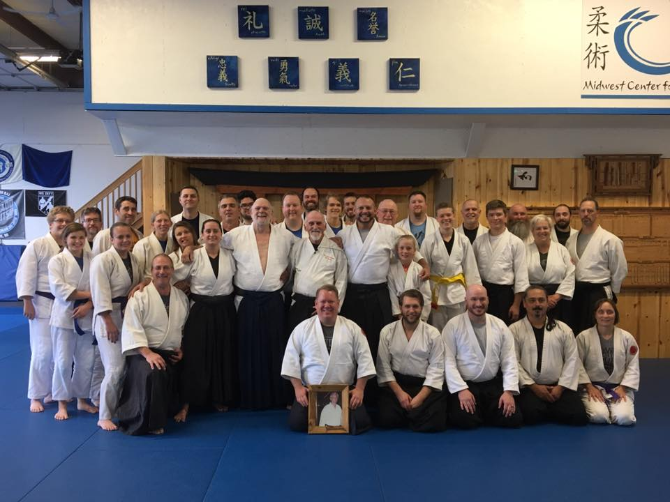 Fall 2017 Aikido Seminar
