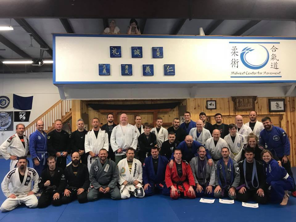 BJJ Seminar and Belt testing with Chris McCune- June 16th, 2018