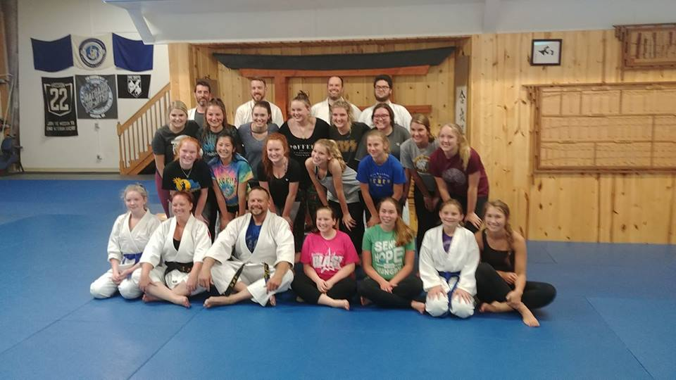 Self-Defense Seminar at MCFM. June 20th, 2018