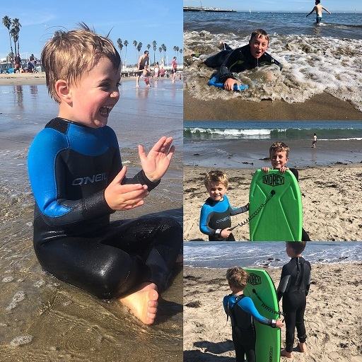 When family's feel safe and confident at the beach, they have more fun!