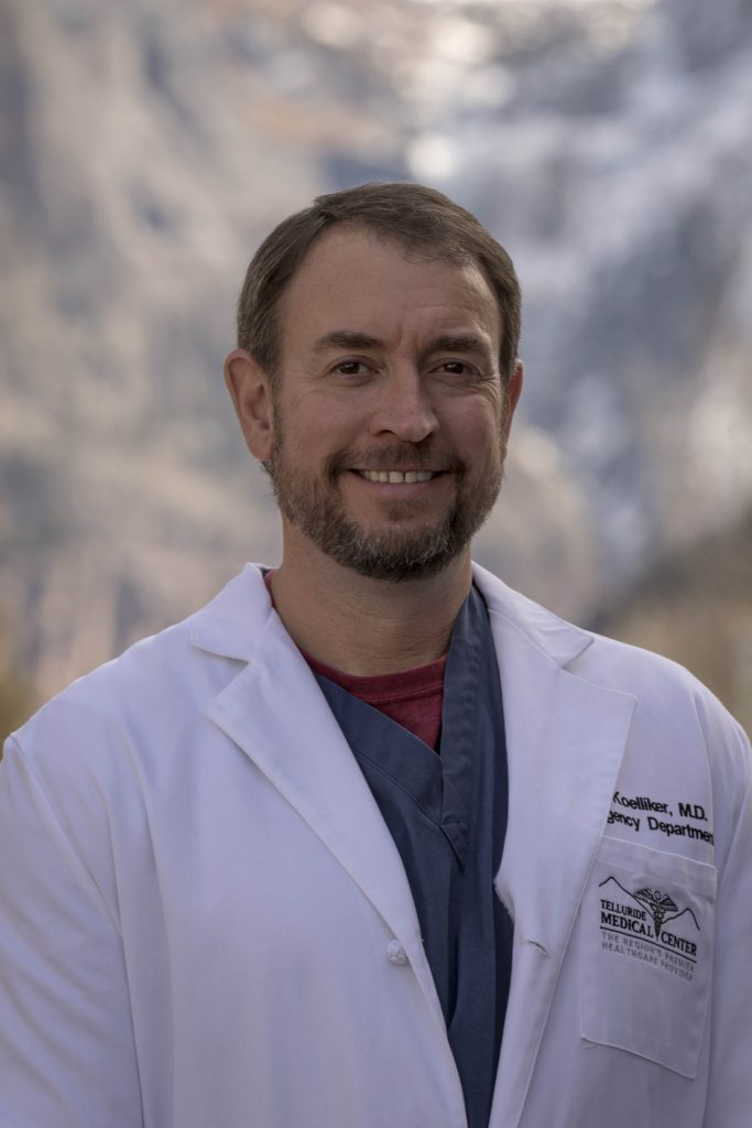 Dr. Paul Koelliker, MD