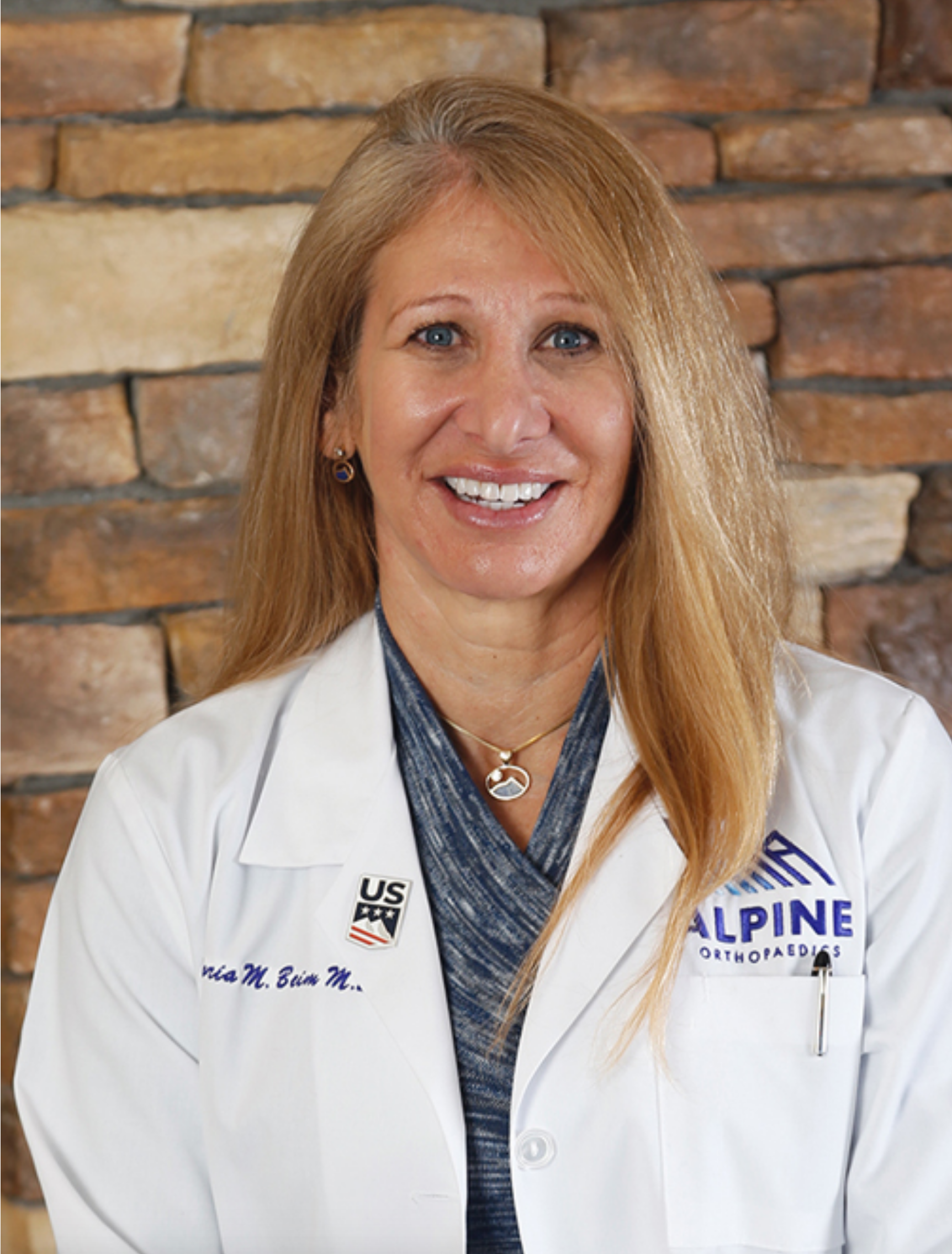 Dr. Gloria Beim, MD Alpine Orthopedics