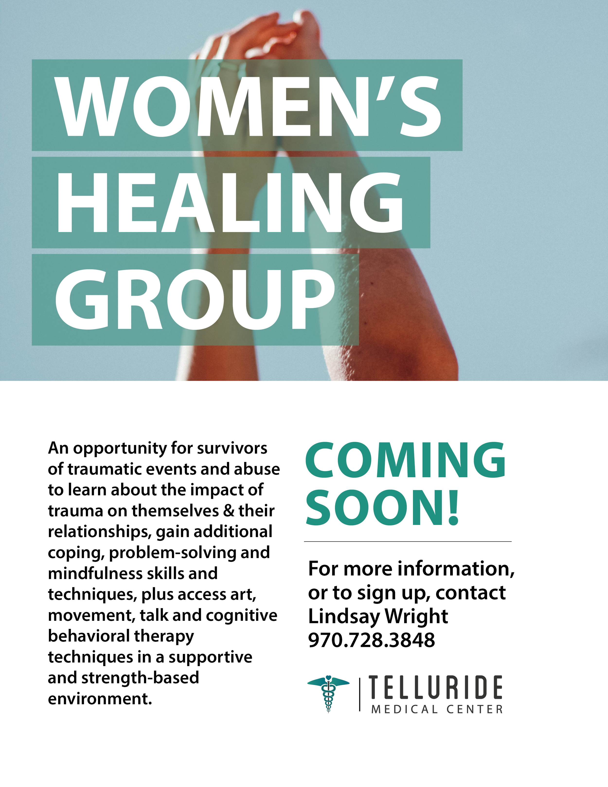 Women's Group Therapy Telluride