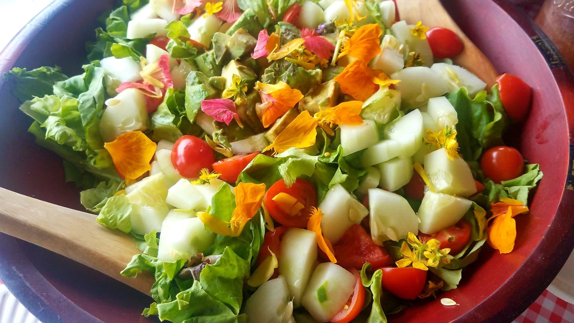 Farm Tour Salad