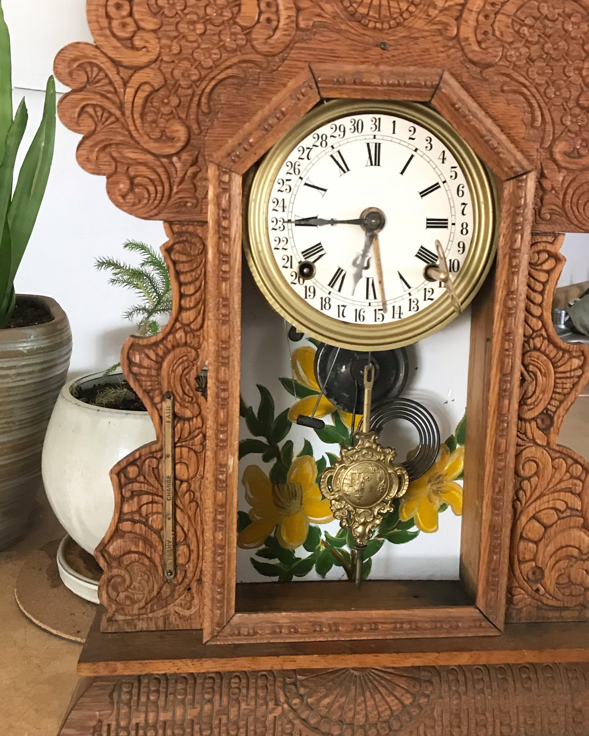 Creosote Clock