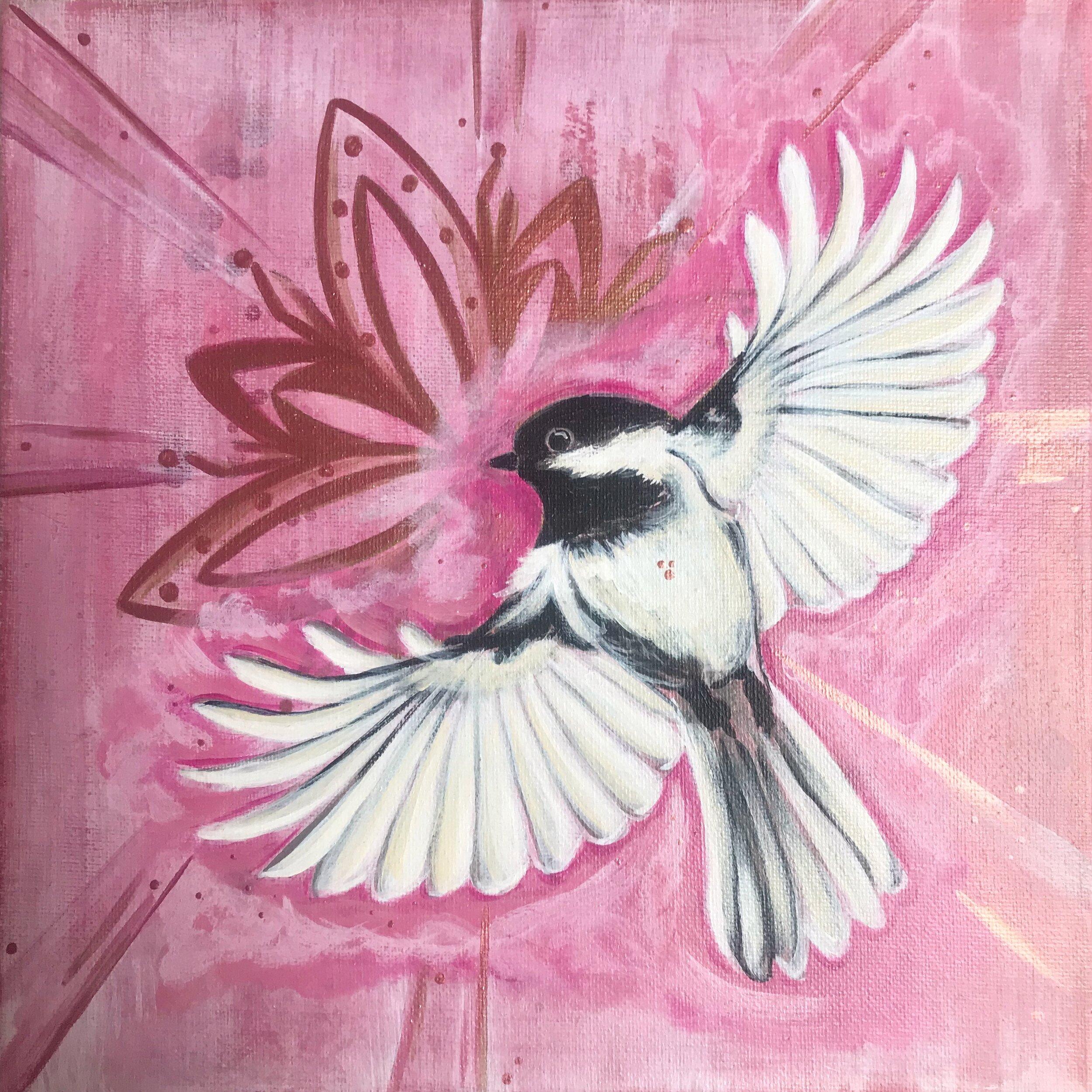 Little Bird Mandala