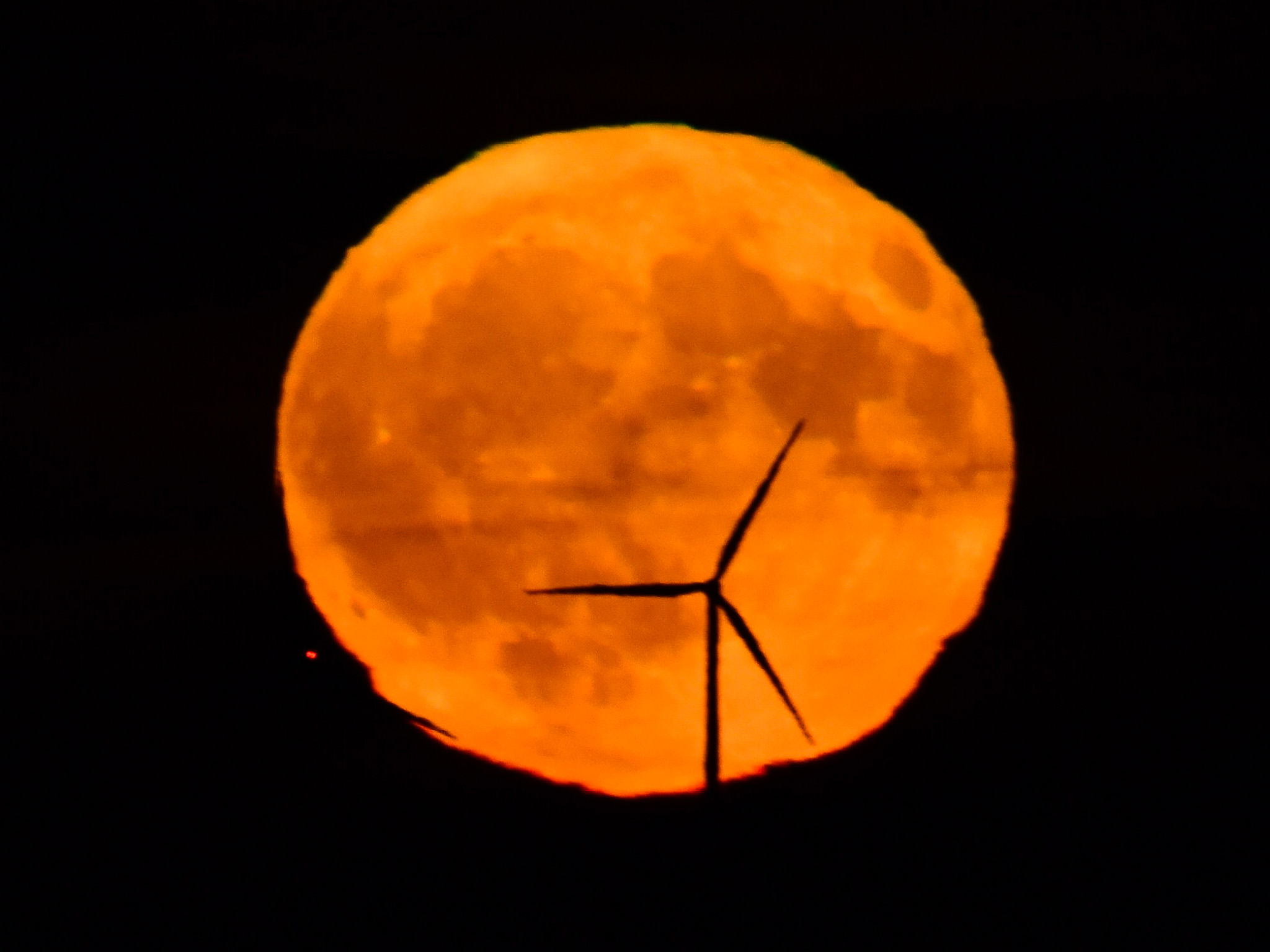 Wind Turbines at Moonrise_1_cropped