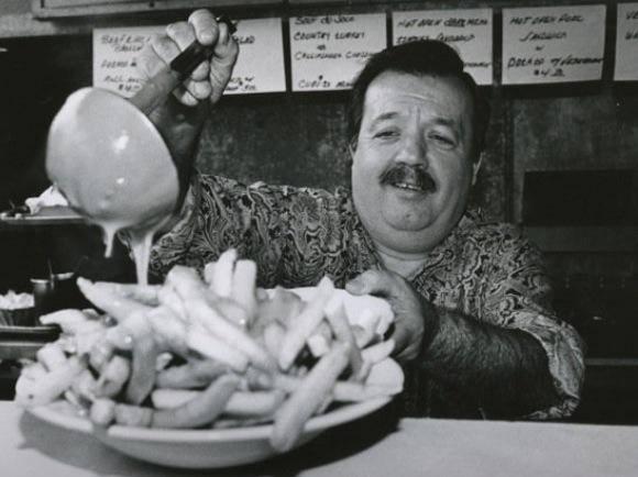Nectar Serving Gravy Fries